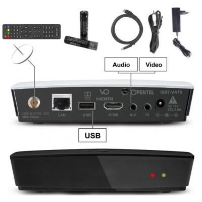Приемник Opentech ISB7-VA70
