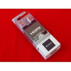 Кабель HDMI-HDMI Sony DLC-HE20HF