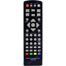 Пульт универсальный к приставкам DVB-T2 версии 2019г