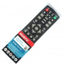 Универсальный пульт DVB-T2+TV